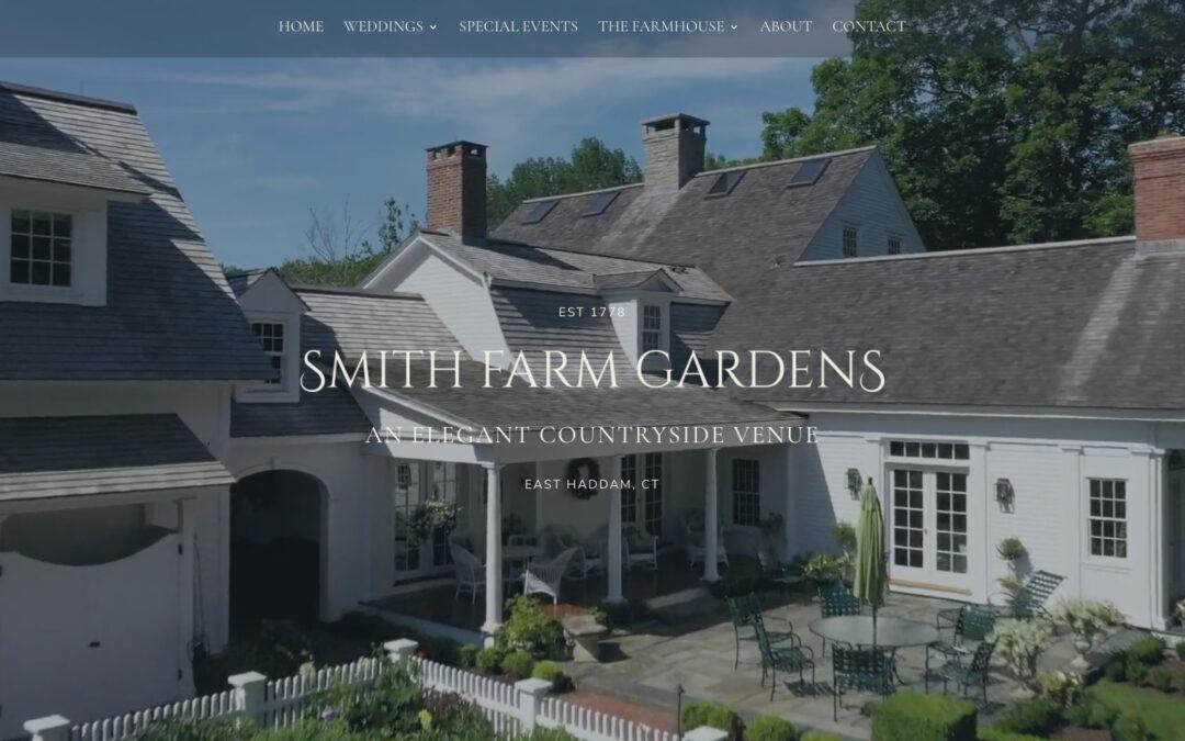 Web Case Study: Smith Farm Gardens